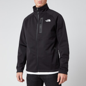 The North Face Men's Canyonlands Soft Shell Jacket - TNF Black