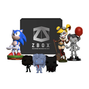 Zavvi Anniversary Mystery Box - Deluxe Edition 2020 (13 Items +)