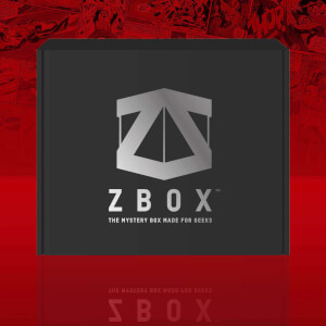 Mystery ZBoxes - Marvel (4 items)
