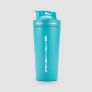 Stronger Together Shaker - Teal
