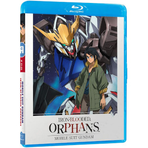 Mobile Suit Gundam Iron Blooded Orphans Part 1 Collector's Edition