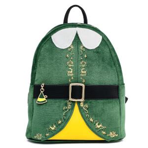 Loungefly Elf Buddy Cosplay Mini Backpack