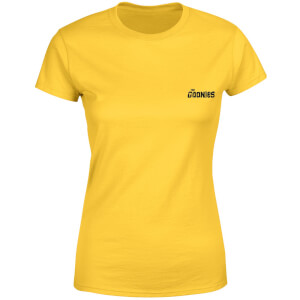 The Goonies Hey You Guys Women's T-Shirt - Yellow