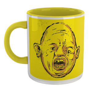 The Goonies Hey You Guys! Mug - White/Yellow