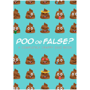 Poo or False? Book