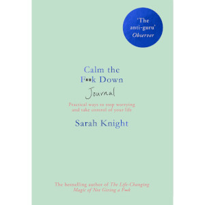 Calm the F**k Down Journal Book