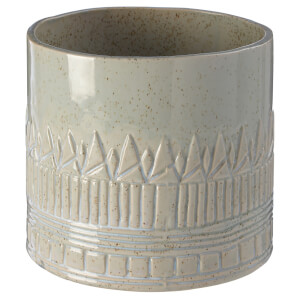 Petra Small Planter - Light Green