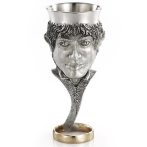 Royal Selangor Lord of the Rings Pewter Goblet - Frodo