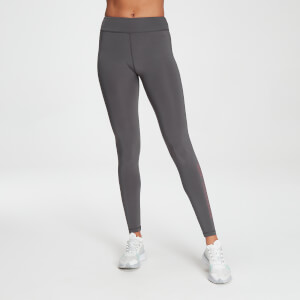 MP Branded Training Leggings für Damen − Carbon