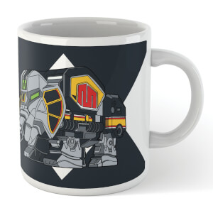 Power Rangers Mastodon Mug