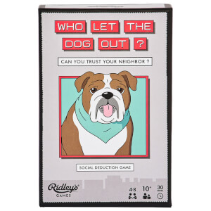 Ridley's Games - Who Let The Dog Out?