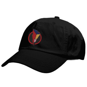 Power Rangers Bolt Patch Cap - Zwart