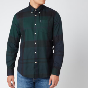 Barbour Men's Dunoon Shirt - Black Watch Tartan
