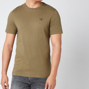 Barbour Men's Sports T-Shirt - Olive