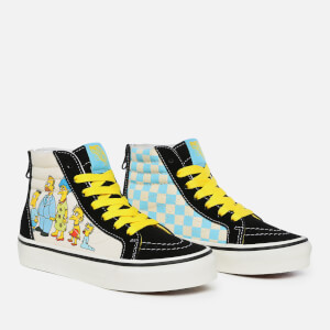 Vans X The Simpsons Kids' Sk8 Hi-Top Trainers - 1987-2020