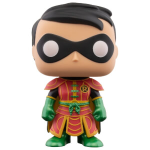 DC Imperial Palace Robin W/Chase Funko Pop! Vinyl Figur