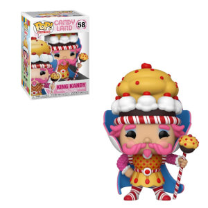 Funko Pop! Vinyl: Candyland - King Kandy