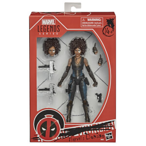 Hasbro Marvel Legends Series X-Men - Figurine Marvel's Domino