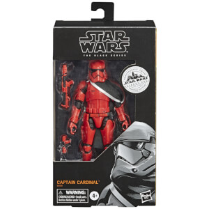 Hasbro Star Wars The Black Series Galaxy's Edge Captain Cardinal Action Figure