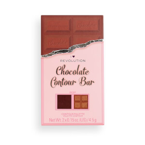 I Heart Revolution Chocolate Contour Palette - Dark