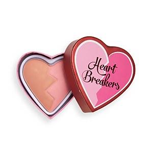 I Heart Revolution Heartbreakers Matte Blusher - Creative