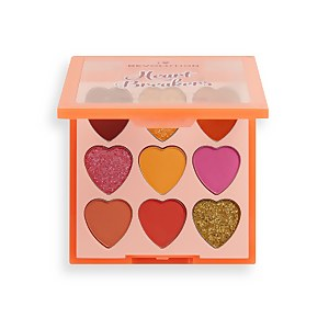 I Heart Revolution Heartbreakers Palette - Fiery
