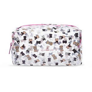 I Heart Revo-Pooches Cosmetic Bag