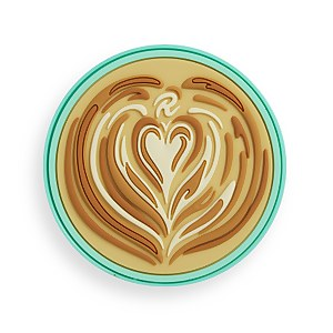 I Heart Tasty Coffee Bronzer - Latte
