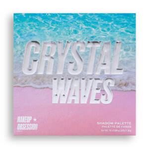 Makeup Obsession Eye Shadow Palette - Crystal Waves