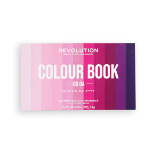 Colour Book Eye Shadow Palette - CB04