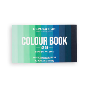 Colour Book Eye Shadow Palette - CB05