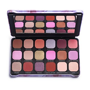 Makeup Revolution Forever Flawless Eye Shadow Palette - Unconditional Love