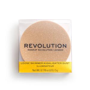 Makeup Revolution Precious Stone Loose Highlighter - Roze Quartz