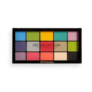 Makeup Revolution Reloaded Eye Shadow Palette - Euphoria