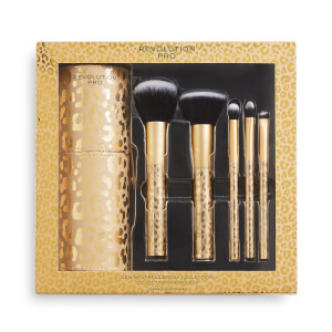 Revolution Pro New Neutrals Brush Set