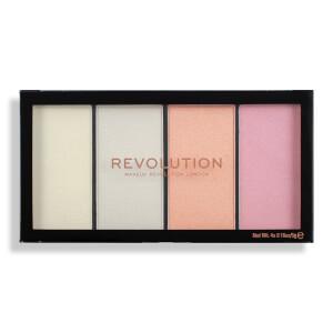 Makeup Revolution Reloaded Lustre Highlighter - Lights Cool