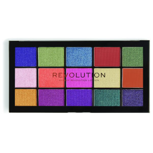 Makeup Revolution Reloaded Eye Shadow Palette - Passion for Colour