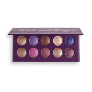 Revolution Pro Colour Focus Eye Shadow Palette - Rock & Royal