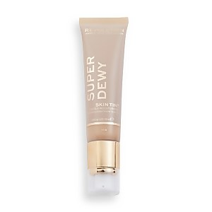 Makeup Revolution Superdewy Tinted Moisturiser - Deep Dark