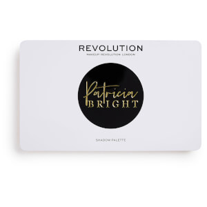 Makeup Revolution X Patricia Bright Eye Shadow Palette - Rich in Life