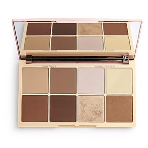 Roxxsaurus Highlight & Contour Palette