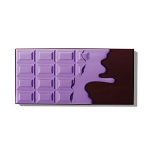 I Heart Revolution Chocolate Eye Shadow Palette - Violet