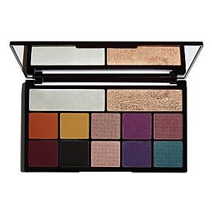 Makeup Revolution X Carmi Eye Shadow Palette - Kiss of Fire