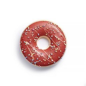 I Heart Revolution Donuts Eye Shadow - Strawberry Sprinkles
