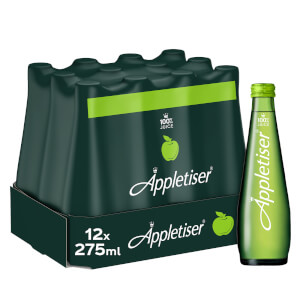 Appletiser 12 x 275ml Glass Bottles