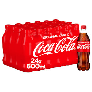 Coca-Cola Original Taste 24 x 500ml