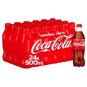 Coca-Cola Original Taste 24 x 500ml