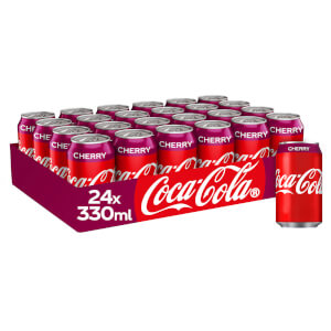 Coca-Cola Cherry 24 x 330ml