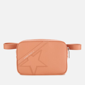 Golden Goose Deluxe Brand Women's Star Belt Bag - Nude