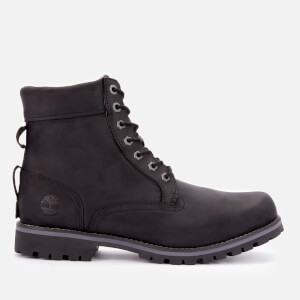 Timberland Men's Rugged Waterproof Leather II 6 Inch Boots - Black